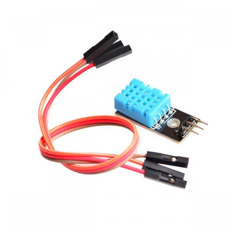 DHT11 Digital temperature and humidity sensor module with cable, Hk Shanhai Group Limited