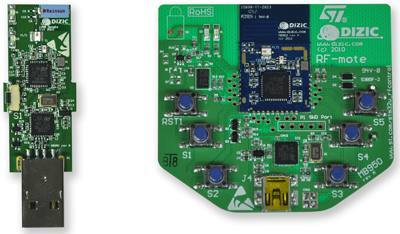 STM32WC-RFCKIT, STMicroelectronics