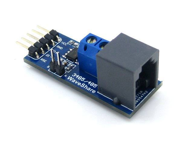 RS485 Board [5V], Waveshare Electronics Ltd.