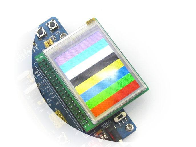 2.2inch 320x240 Touch LCD [A], Waveshare Electronics Ltd.