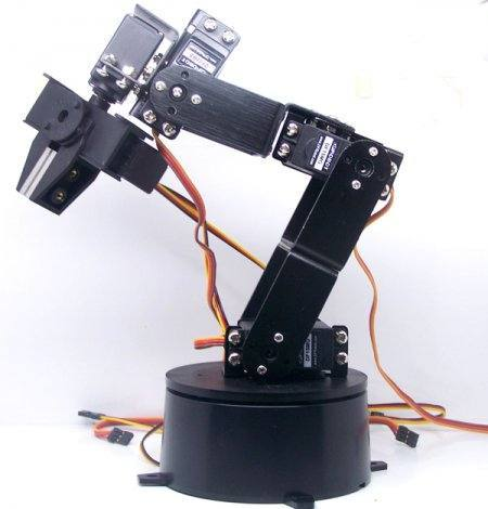 6 DOF Robotic Arm, DFRobot