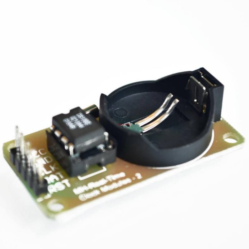 Real Time Clock Module DS 1302 [without Battery], Wenzhou Zhengke Electromotor Co.,Ltd