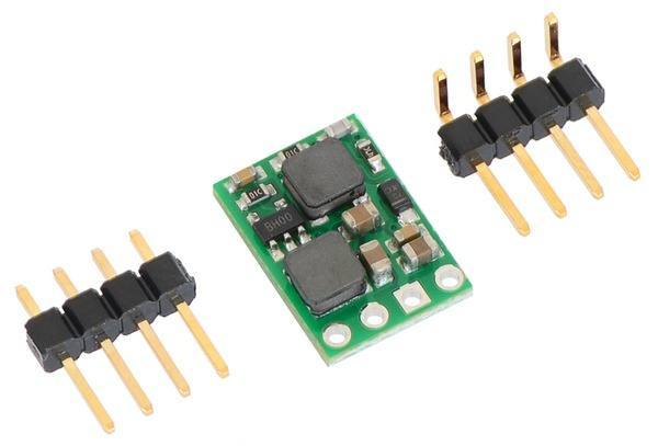 Pololu 12V Step-Up/Step-Down Voltage Regulator S10V2F12, Pololu Robotics and Electronics
