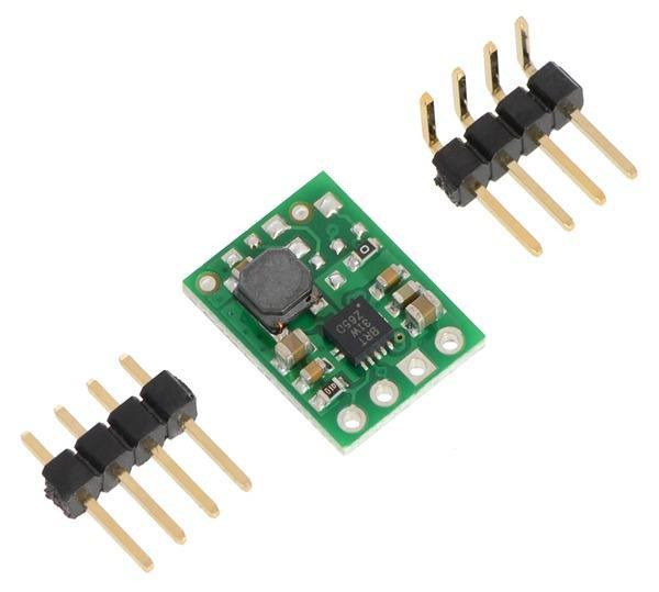 Pololu 3.3V Step-Up Voltage Regulator U1V11F3, Pololu Robotics and Electronics
