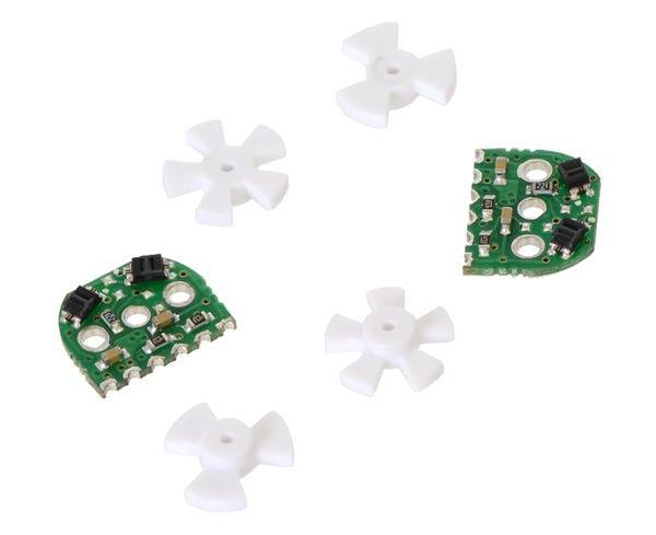 Optical Encoder Pair Kit for Micro Metal Gearmotors. 5V, Pololu Robotics and Electronics
