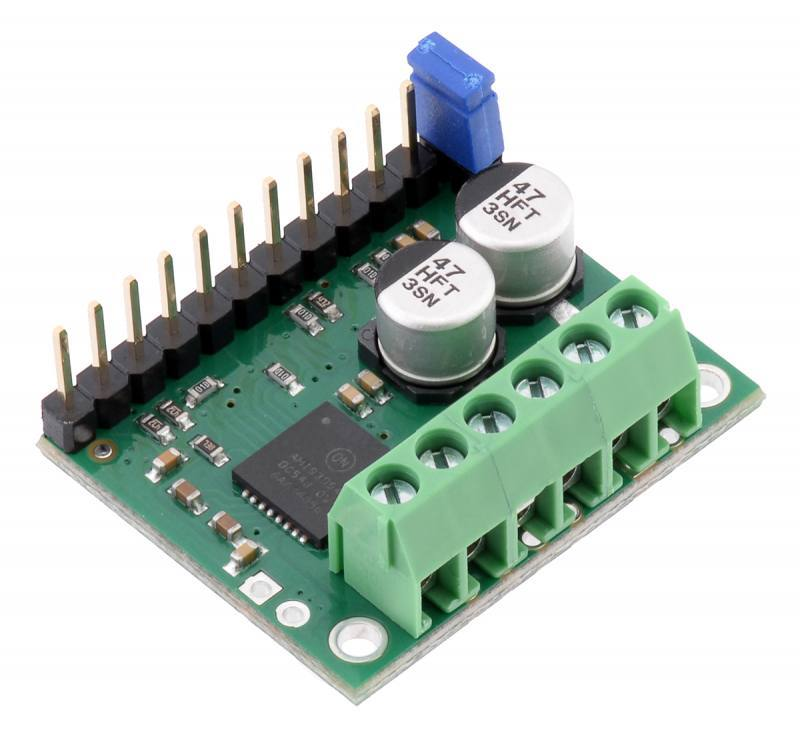 AMIS-30543 Stepper Motor Driver Carrier, Pololu Robotics and Electronics