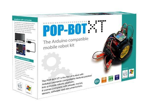 IE-POP-BOT XT, Innovative Experiment Co.,Ltd.