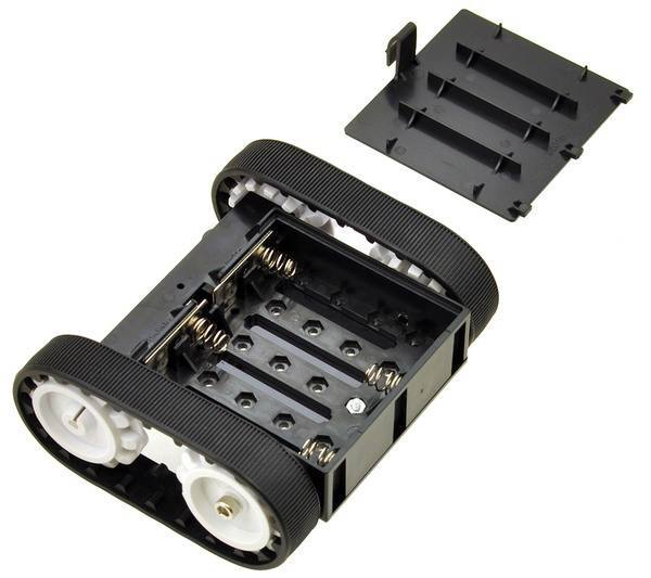 Zumo Chassis Kit [No Motors], Pololu Robotics and Electronics