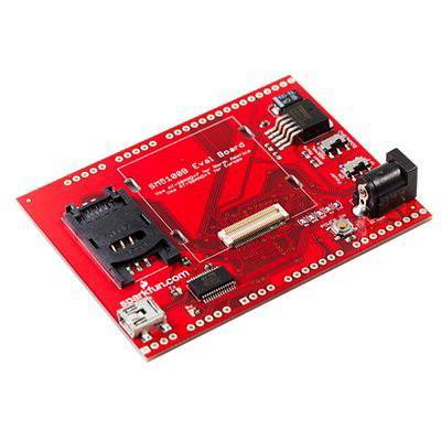 SM5100B Evaluation Board, SparkFun Electronics