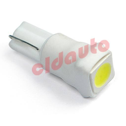 Лампа автомобильная LED-L0103 под цоколь T5. W2.1х4.6D [white] BL2, Changzhou CLD auto electrical Co., Ltd.