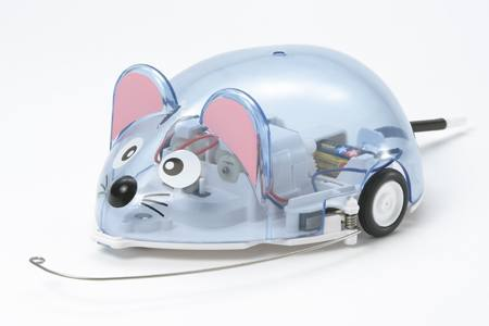 Tamiya 70198 Wall-Hugging Mouse, Tamiya, Inc