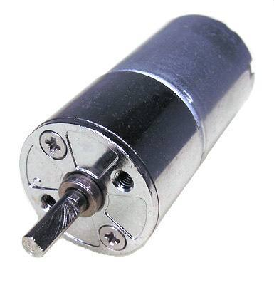 27.5:1 Metal Gearmotor 25Dx50L mm 6V 290RPM, Wenzhou Zhengke Electromotor Co.,Ltd