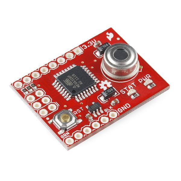 Evaluation Board for MLX90614 IR Thermometer, SparkFun Electronics