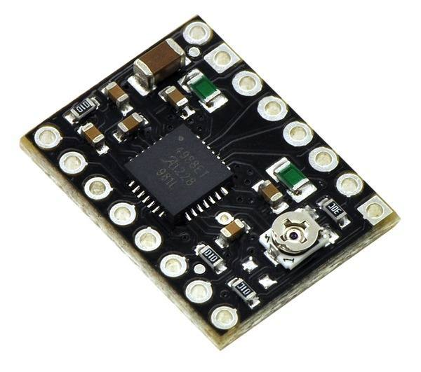 A4988 Stepper Motor Driver Carrier [Black Edition], Pololu Robotics and Electronics