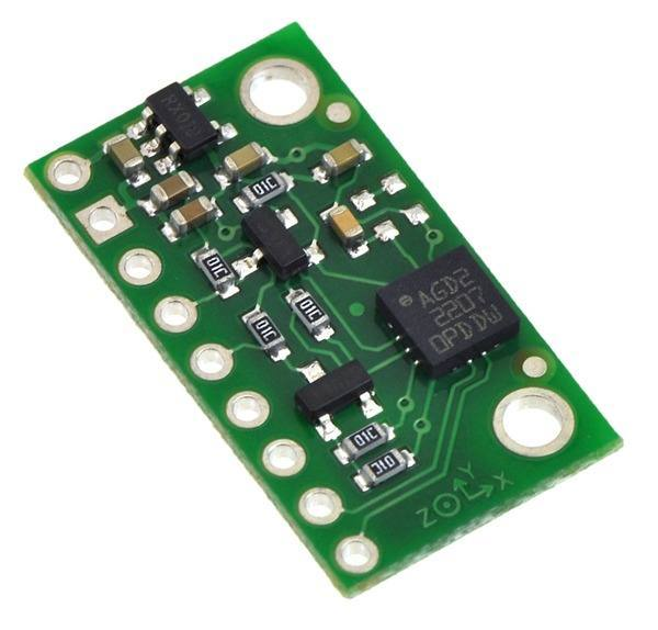 L3GD20 3-Axis Gyro Carrier with Voltage Regulator, Pololu Robotics and Electronics