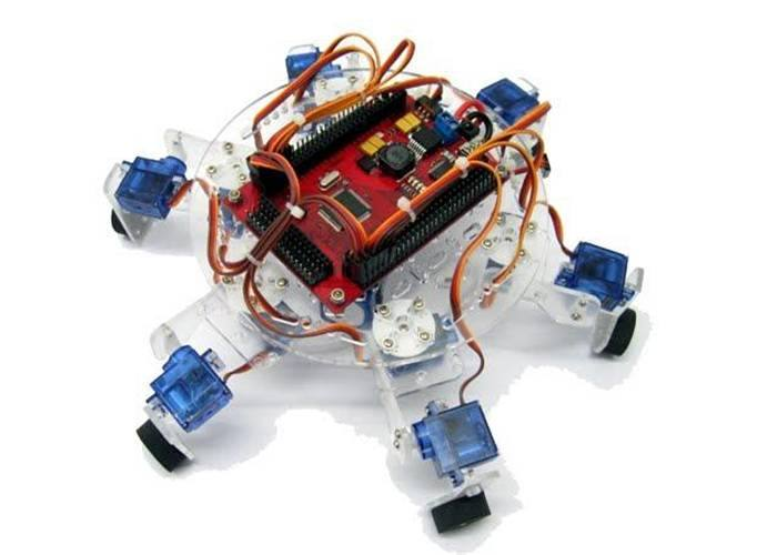 Hexapod kit, DAGU Electronics