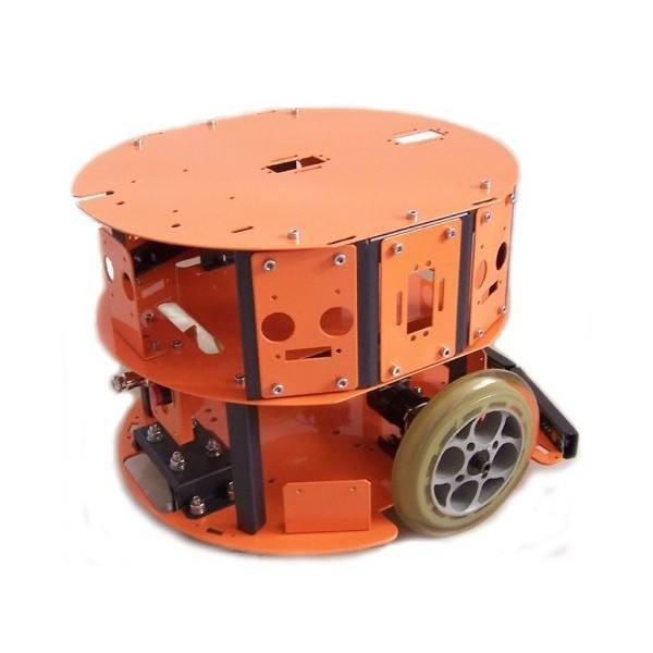 HCR-Mobile robot platform with sensors and microcontroller, DFRobot
