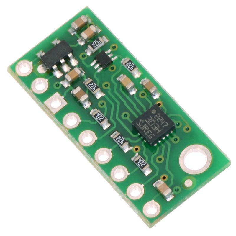 LSM303D 3D Compass and Accelerometer Carrier with Voltage Regulator, Pololu Robotics and Electronics
