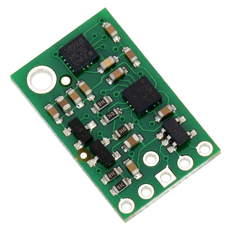 MinIMU-9 v3 Gyro. Accelerometer. and Compass [L3GD20H and LSM303D Carrier], Pololu Robotics and Electronics