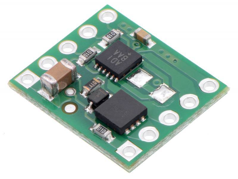 MAX14870 Single Brushed DC Motor Driver Carrier, Pololu Robotics and Electronics