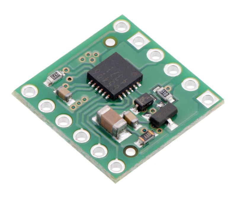BD65496MUV Single Brushed DC Motor Driver Carrier, Pololu Robotics and Electronics