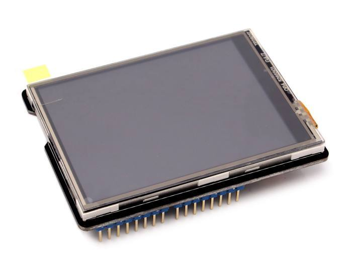 2.8 TFT Touch Shield V2.0, Seeed Technology Inc. (Seeeduino)