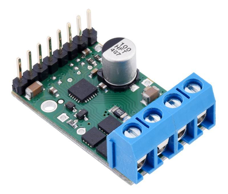 G2 High-Power Motor Driver 18v17, Pololu Robotics and Electronics