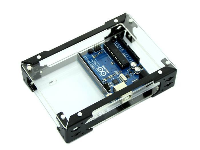 Skeleton Box for ARDUINO, Seeed Technology Inc. (Seeeduino)