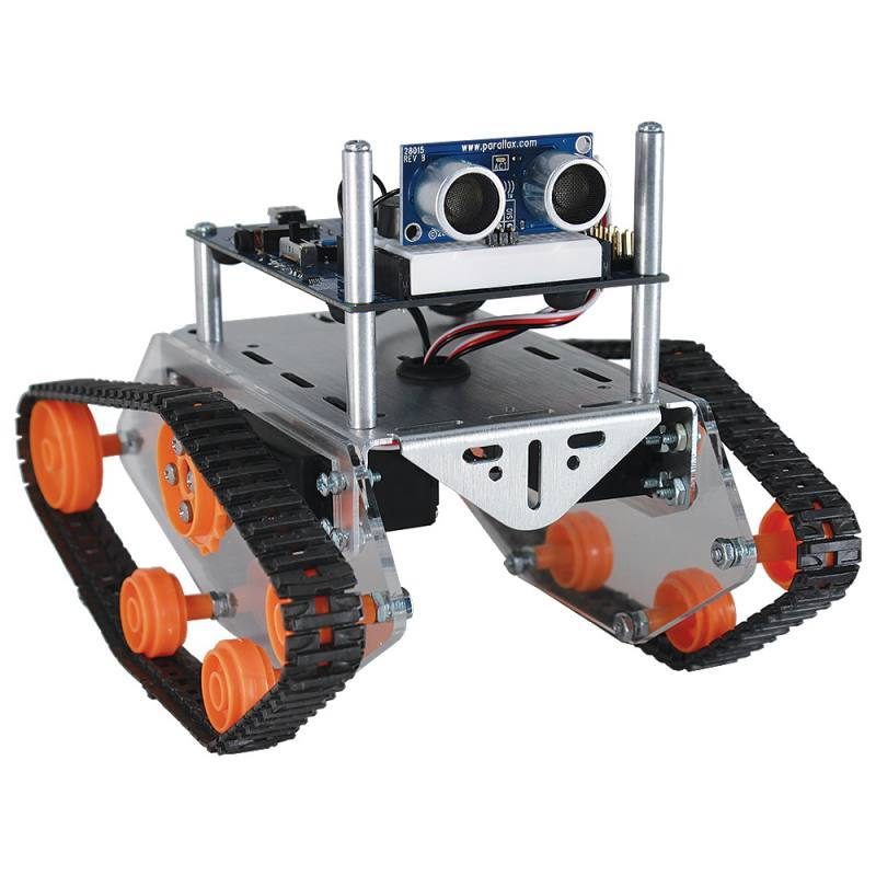 Boe-Bot Tank Tread Kit, Parallax, Inc.