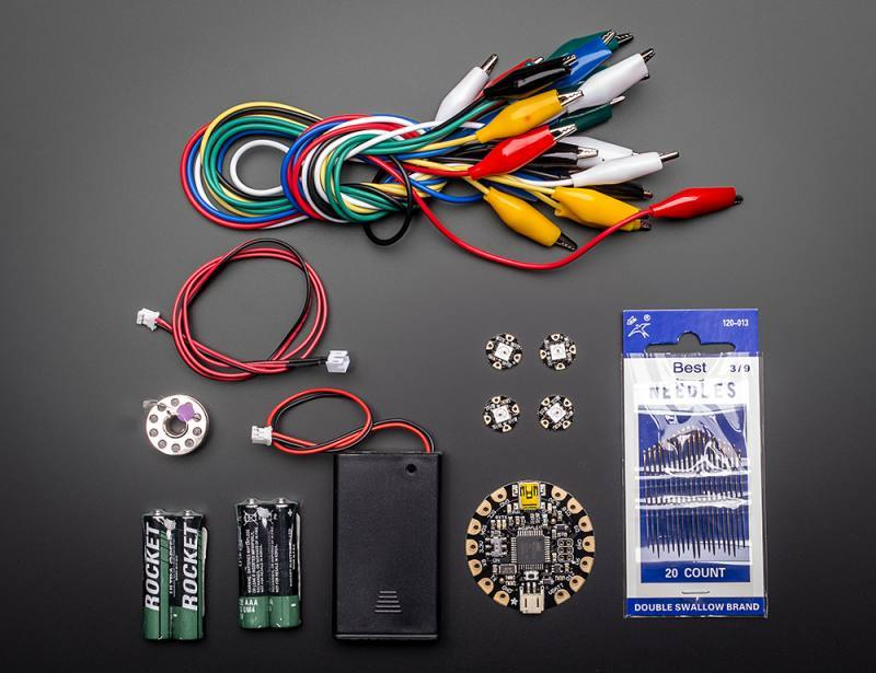 FLORA Budget Pack, ADAFRUIT INDUSTRIES