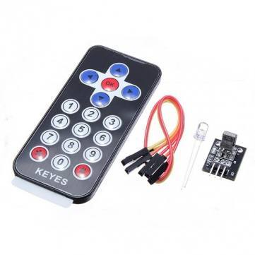 Infrared IR Wireless Remote Control Module Kits, Hk Shanhai Group Limited