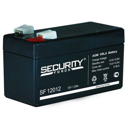 ACC 12V 1.2Ah SF12012, Security Force