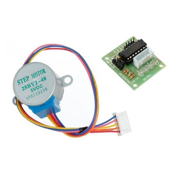 ULN2003 stepper motor driver board + 5V stepper motor, Hk Shanhai Group Limited