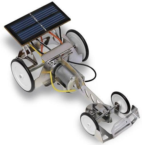 Электромеханический конструктор на солнечной батарее SOLAR RACER KIT, CIC COMPONENTS IND CO.,LTD