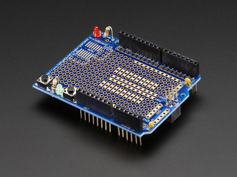 Proto Shield for Arduino Kit - Stackable Version R3, ADAFRUIT INDUSTRIES