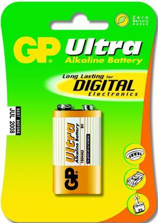 BAT [9V]1604AU-BC1 Ultra, Gold Peak Batteries International Ltd.