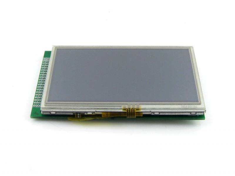 4.3inch 480x272 Touch LCD [A], Waveshare Electronics Ltd.