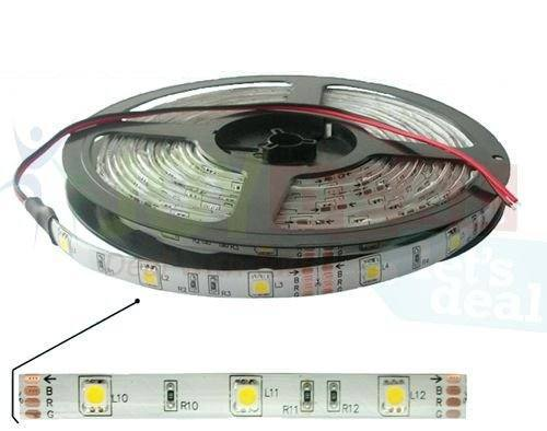 ������������ ����� 5050SMD-30LED.m-12V-IP65-5m.RGB Class A Lux, ��� �����������