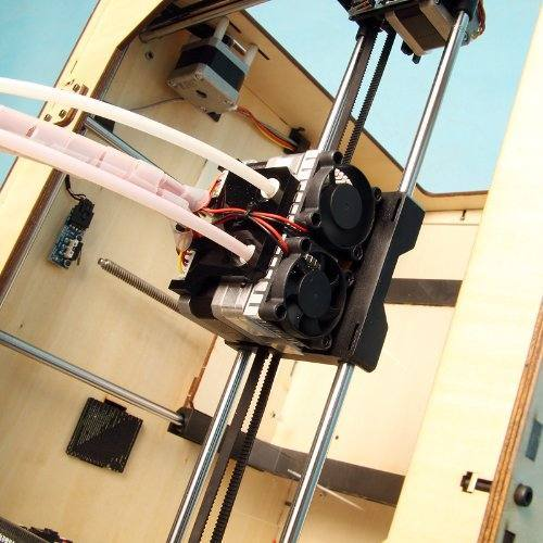 DUAL Extruder Kit For MBot CUBE/CUBE II, MBOT 3D