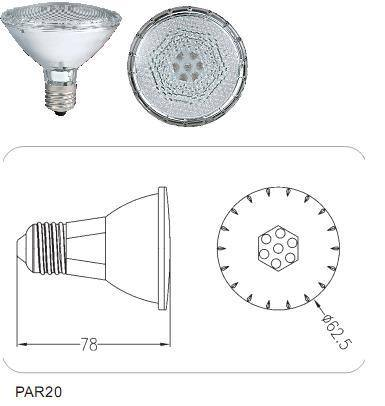 Lamp BL-60, Changzhou Boli-far Lighting Co., Ltd.