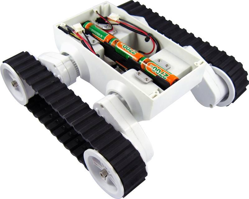 Rover 5 chassis [with 2 encoder], DAGU Electronics