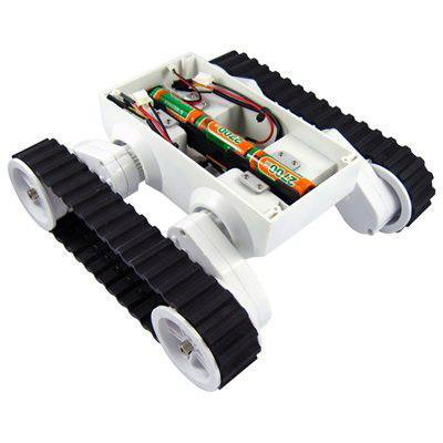 Rover 5 chassis [with 4 encoder], DAGU Electronics