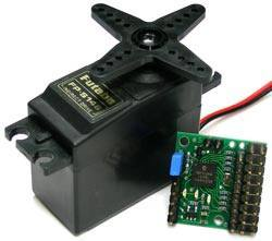 Micro Serial Servo Controller, Pololu Robotics and Electronics