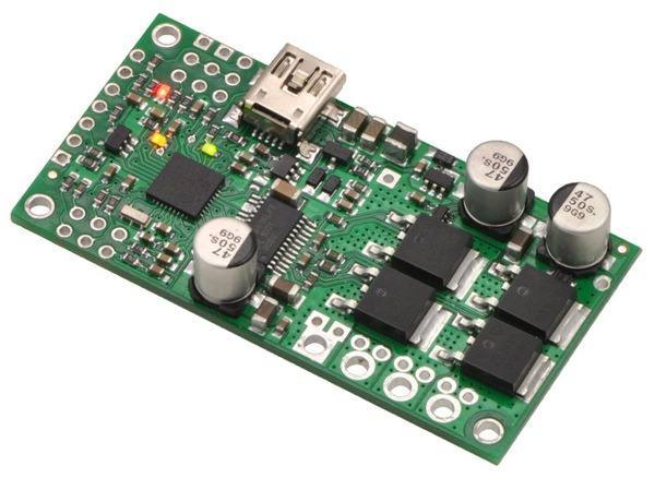 High-Power Motor Controller 18v25, Pololu Robotics and Electronics