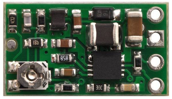 Up/Down Voltage Regulator S8V3A, Pololu Robotics and Electronics