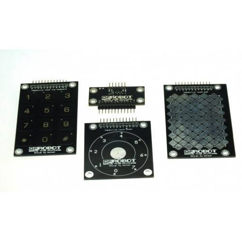 Capacitive Touch Kit For Arduino, DFRobot