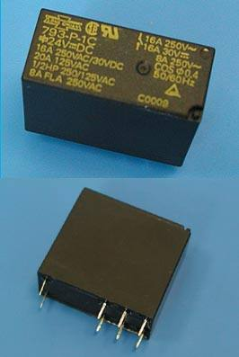 793P-1C-C 24VDC/HS/, Song Chuan Precision Co. Ltd.