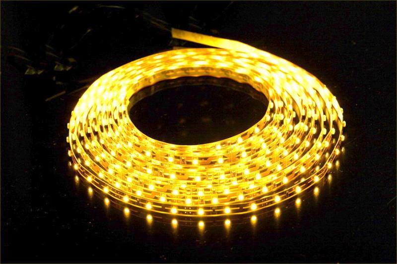 FS-LED 3528SMD-300LED-12V-4.8W-IP20-5m.Yellow, Ningbo Everrising Import & Export Co., Ltd.