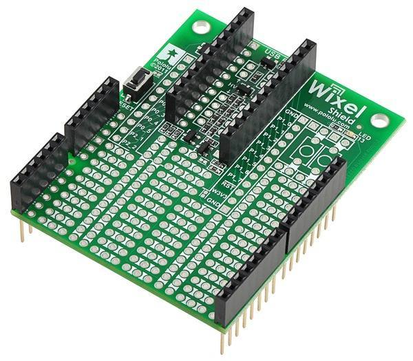 Wixel Shield for Arduino, Pololu Robotics and Electronics