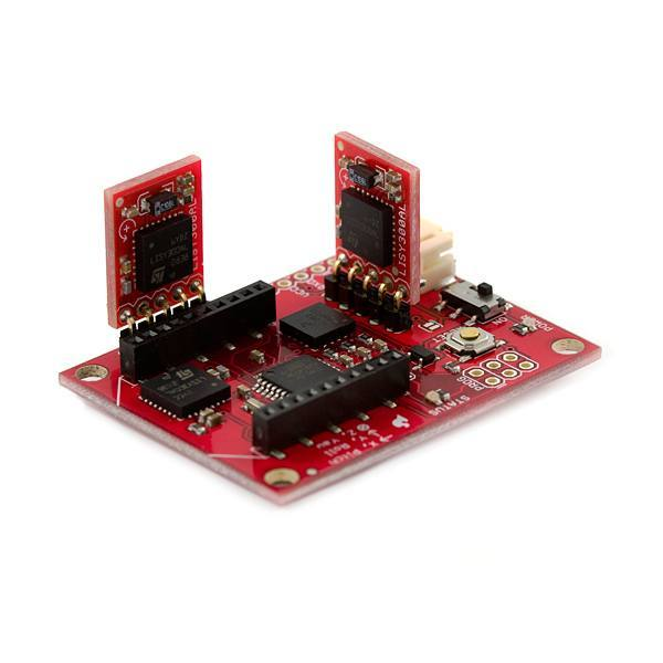 Atomic IMU 6 Degrees of Freedom - XBee Ready, SparkFun Electronics